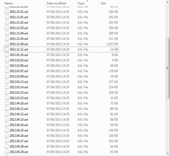 DiagnosticMessages file listing
